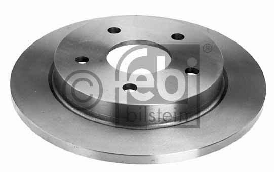 Disque de frein - FEBI BILSTEIN - 05654