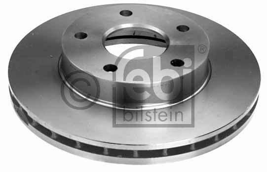 Disque de frein - FEBI BILSTEIN - 05655