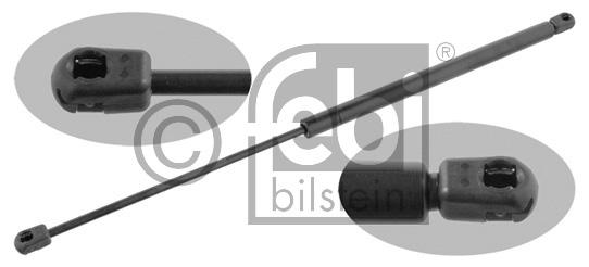 Ressort pneumatique, coffre à bagages/compartiment à bagages - FEBI BILSTEIN - 05755