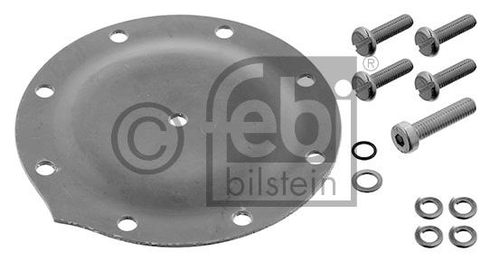 Diaphragme, pompe à vide - FEBI BILSTEIN - 05809