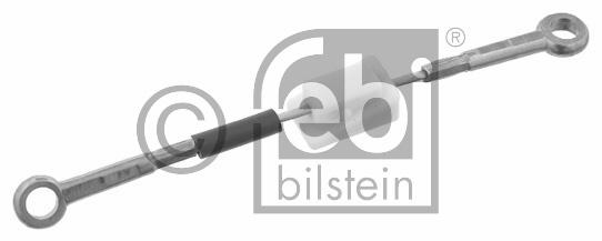 Tirette à câble, frein de stationnement - FEBI BILSTEIN - 05903