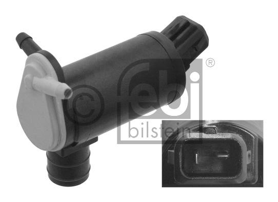 Pompe d'eau de nettoyage, nettoyage des vitres - FEBI BILSTEIN - 06084