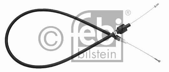 Tirette à câble, commande d'embrayage - FEBI BILSTEIN - 06169