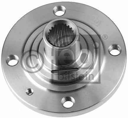 Moyeu de roue - FEBI BILSTEIN - 06655