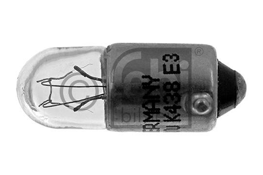 Ampoule, éclairage des instruments - FEBI BILSTEIN - 06954