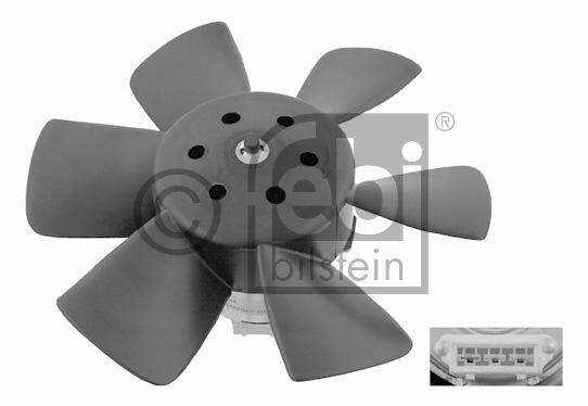 Ventilateur, refroidissement du moteur - FEBI BILSTEIN - 06990