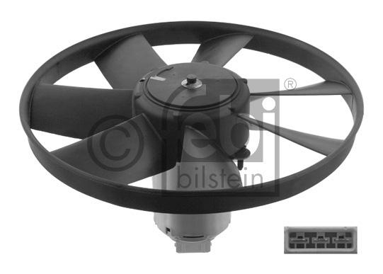 Ventilateur, refroidissement du moteur - FEBI BILSTEIN - 06992