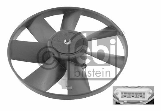 Ventilateur, refroidissement du moteur - FEBI BILSTEIN - 06994