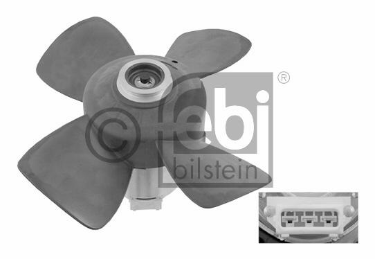 Ventilateur, refroidissement du moteur - FEBI BILSTEIN - 06995