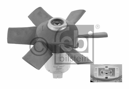 Ventilateur, refroidissement du moteur - FEBI BILSTEIN - 06997