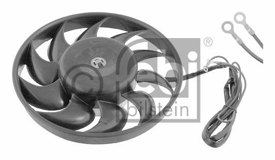 Ventilateur, refroidissement du moteur - FEBI BILSTEIN - 06998