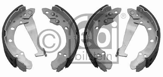 Jeu de mâchoires de frein - FEBI BILSTEIN - 07014