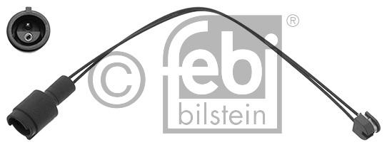 Contact d'avertissement, usure des garnitures de frein - FEBI BILSTEIN - 07736