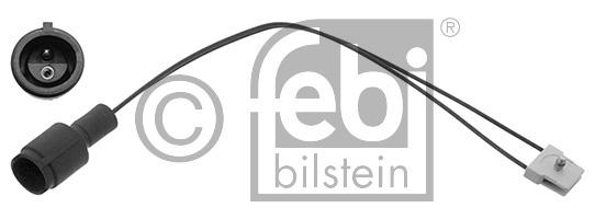 Contact d'avertissement, usure des garnitures de frein - FEBI BILSTEIN - 08045