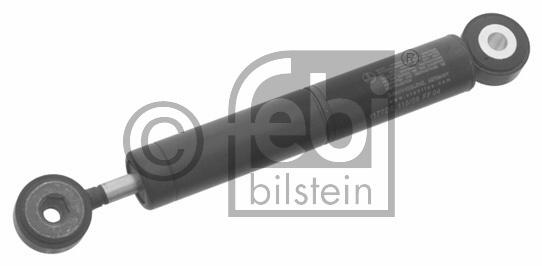 Amortisseur de vibrations, courroie trapézoïdale à nervures - FEBI BILSTEIN - 08109
