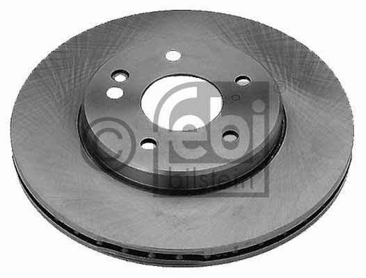 Disque de frein - FEBI BILSTEIN - 08129