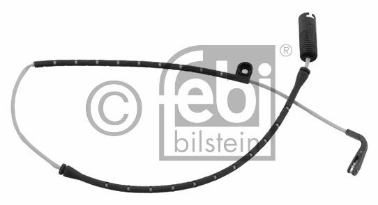 Contact d'avertissement, usure des garnitures de frein - FEBI BILSTEIN - 08203