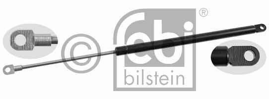 Ressort pneumatique, capot-moteur - FEBI BILSTEIN - 08231