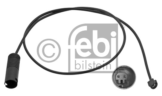 Contact d'avertissement, usure des garnitures de frein - FEBI BILSTEIN - 08233