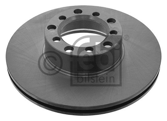 Disque de frein - FEBI BILSTEIN - 08545