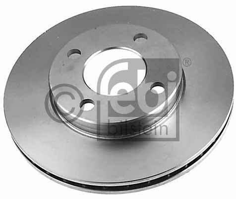 Disque de frein - FEBI BILSTEIN - 08554