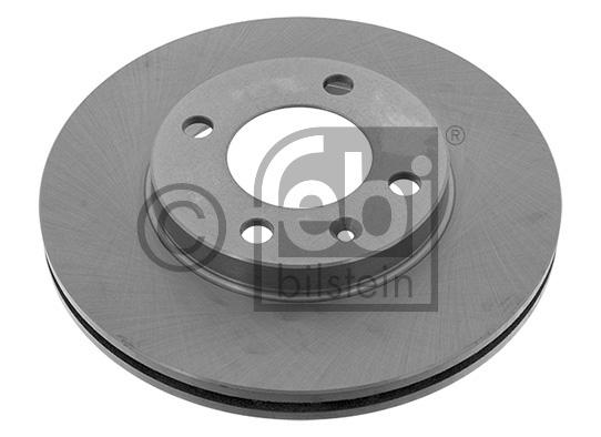 Disque de frein - FEBI BILSTEIN - 08557