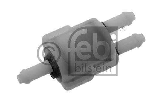 Valve, tuyauterie d'eau de nettoyage - FEBI BILSTEIN - 08600