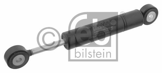 Amortisseur de vibrations, courroie trapézoïdale à nervures - FEBI BILSTEIN - 08778
