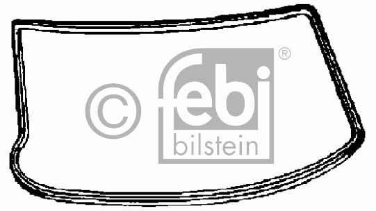 Joint d'étanchéité, pare-brise - FEBI BILSTEIN - 08882