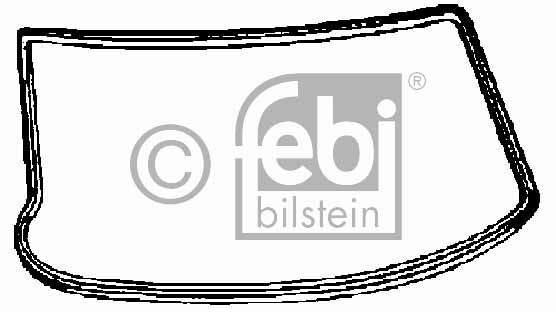 Joint d'étanchéité, pare-brise - FEBI BILSTEIN - 08886