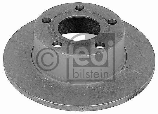 Disque de frein - FEBI BILSTEIN - 09076