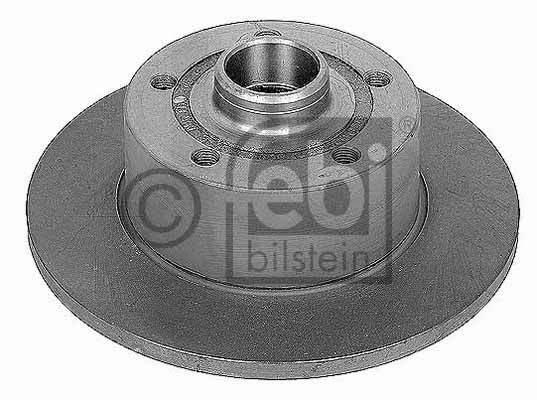 Disque de frein - FEBI BILSTEIN - 09079