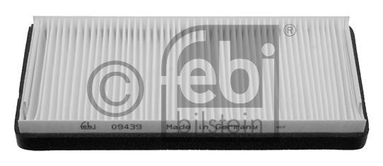 Filtre, air de l'habitacle - FEBI BILSTEIN - 09439