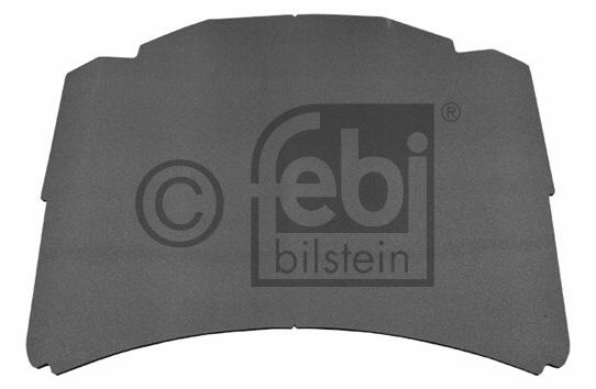 Insonoristaion du compartiment moteur - FEBI BILSTEIN - 09505