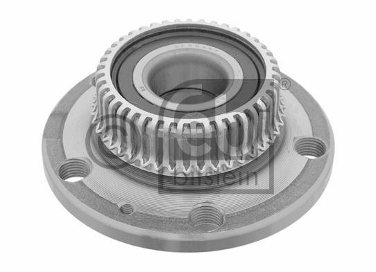 Moyeu de roue - FEBI BILSTEIN - 09521
