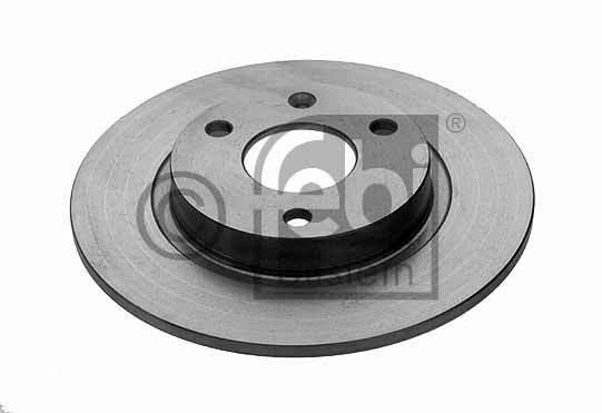 Disque de frein - FEBI BILSTEIN - 10318