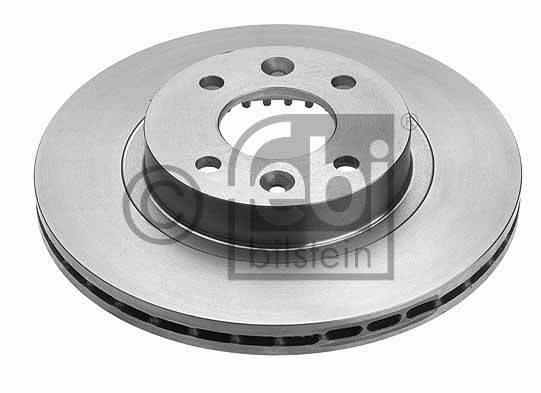 Disque de frein - FEBI BILSTEIN - 10425