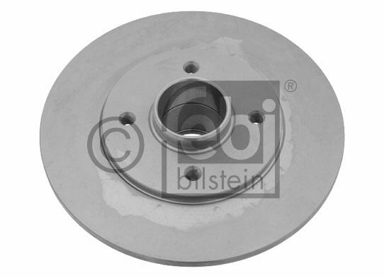 Disque de frein - FEBI BILSTEIN - 10429