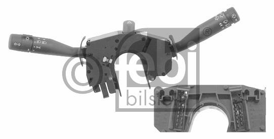 Interrupteur, lumière principale - FEBI BILSTEIN - 10551