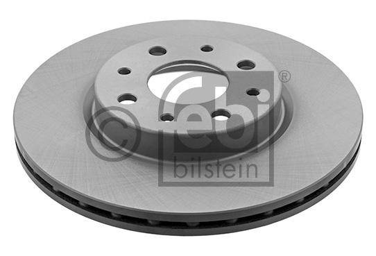 Disque de frein - FEBI BILSTEIN - 10617