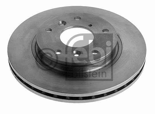 Disque de frein - FEBI BILSTEIN - 10625