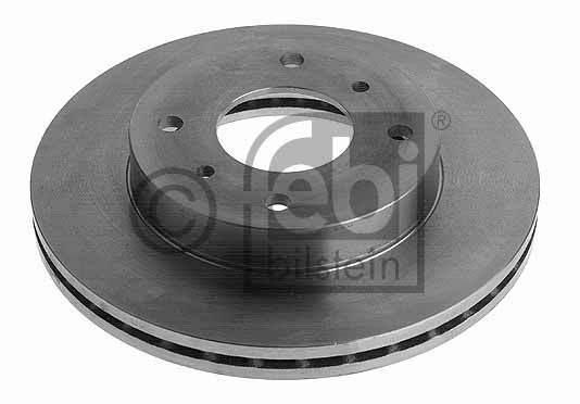 Disque de frein - FEBI BILSTEIN - 10628