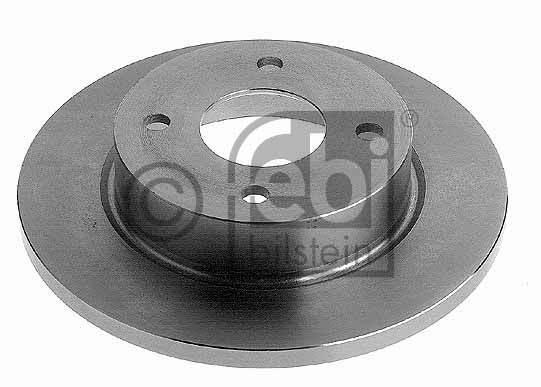 Disque de frein - FEBI BILSTEIN - 10630