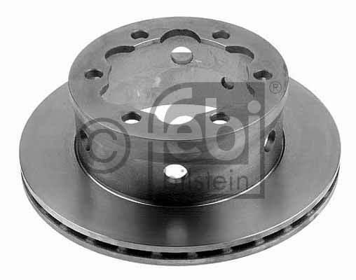 Disque de frein - FEBI BILSTEIN - 10639