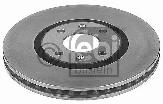 Disque de frein - FEBI BILSTEIN - 10679