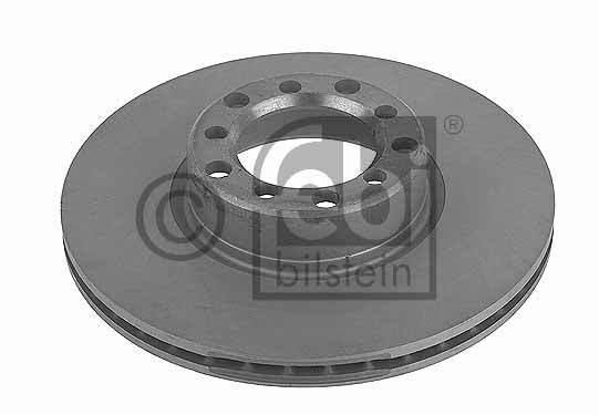 Disque de frein - FEBI BILSTEIN - 10680