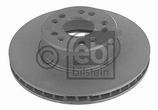Disque de frein - FEBI BILSTEIN - 10684