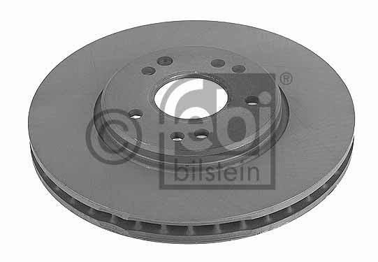 Disque de frein - FEBI BILSTEIN - 10686