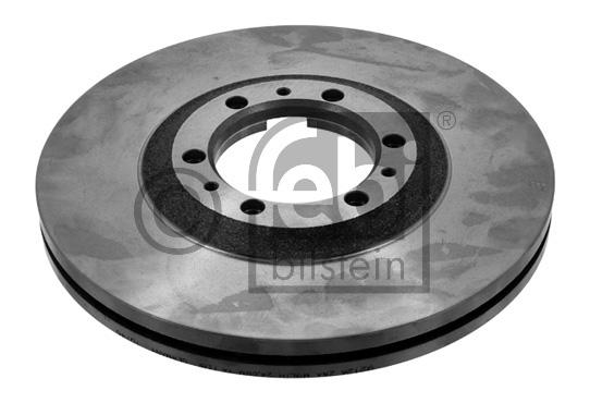 Disque de frein - FEBI BILSTEIN - 10746