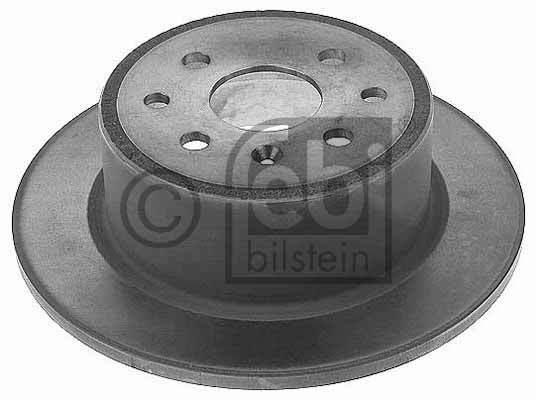 Disque de frein - FEBI BILSTEIN - 10749